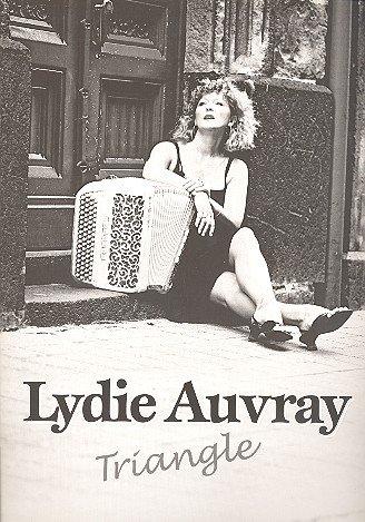 Lydie Auvray : Triangle für Akkordeon