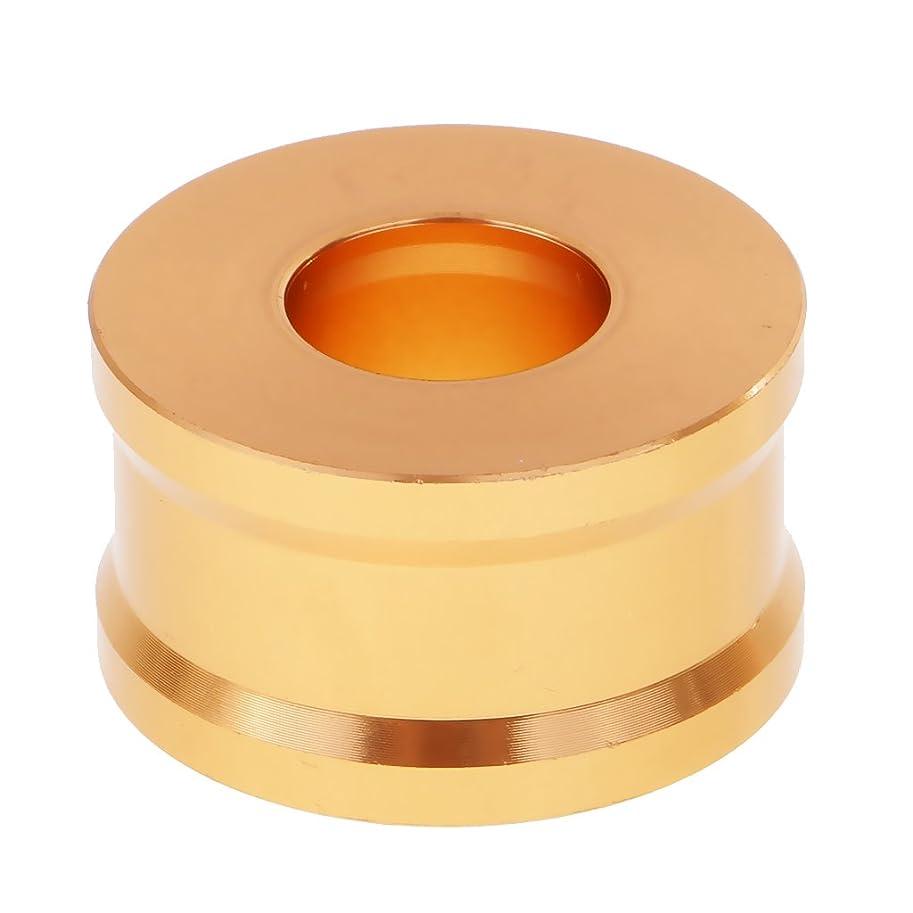 拡大する周囲結晶T TOOYFUL 12.1ミリメートルチューブのためのDIYの口紅の型リングのリップクリームDIY金型メイクアップツール