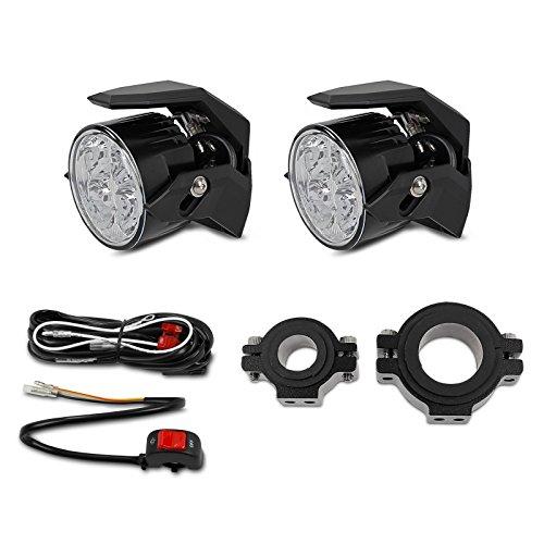 LED Fari Supplementari S2 Compatibile con Yamaha XSR 900/700 E4