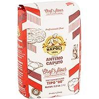 """Harina Caputo rojo """"00"""" Pizza Chef kg 1"""