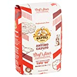 Antimo Caputo Chefs Flour 2.2 LB (Case of 10) - Italian Double Zero 00 - Soft Wheat for Pizza Dough,...