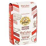 Antimo Caputo Chefs Flour 2.2 LB (Case of 10) - Italian Double Zero 00 - Soft Wheat for Pizza Dough, Bread, & Pasta