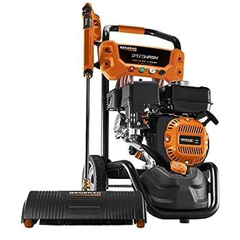 Generac 7122 SpeedWash 3200 PSI Orange