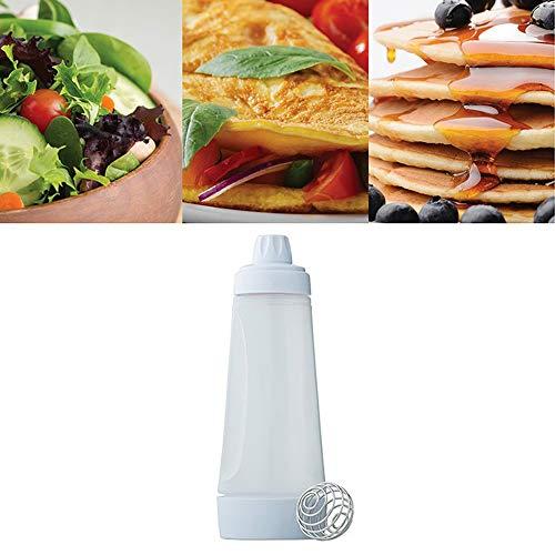 Plastic Knijp Flessen, Mix Fles Cupcake Muffin Pannenkoek Dispenser Tool Wafel Blender Fles Keuken Cake Cookie Tool