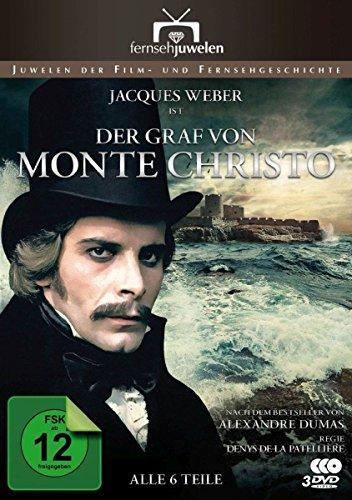 Der Graf von Monte Christo - Der komplette 6-Teiler (Fernsehjuwelen) [4 DVDs]