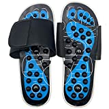 Smokitcen Massage Slippers Electric Sandals Compatible Tens Device