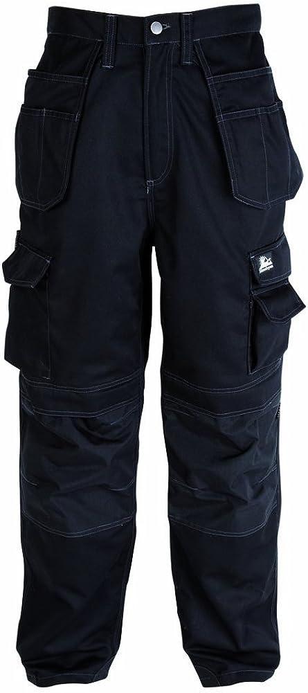 Himalayan Men's Iconic Workwear Holster Pocket Work Pants