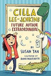 Cilla Lee-Jenkins Future Author Extraordinaire