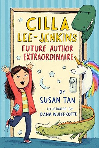 Product Image of the Cilla Lee-Jenkins: Future Author Extraordinaire (Cilla Lee-Jenkins, 1)
