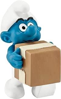 Schleich North America Logistics Smurf Toy Figure