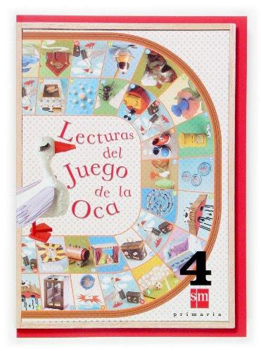 Lecturas del Juego de la Oca. 4 Primaria - 9788467507577