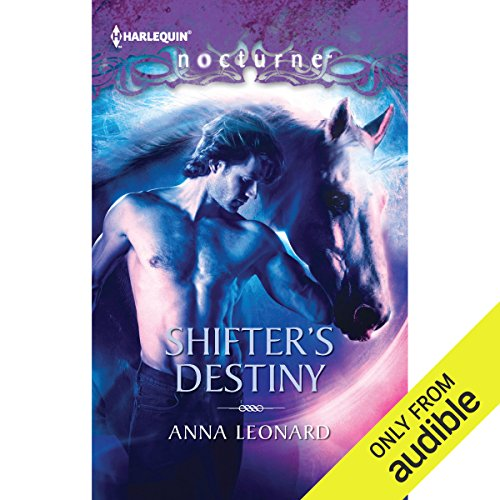 Shifter's Destiny audiobook cover art