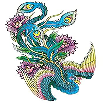 Best japanese peacock tattoo Reviews