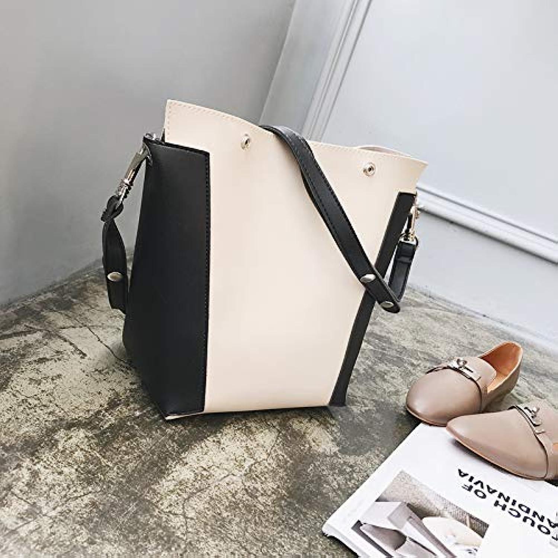 WANGZHAO Slanting Bag, Shoulder Bag, Large Capacity Female Bag Mosaic Mosaic Minimalist