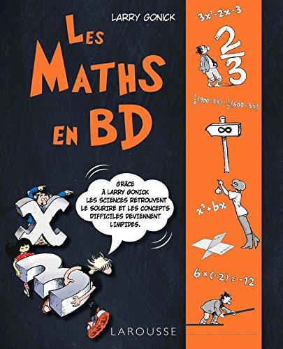 Les maths en BD vol 1 Algèbre