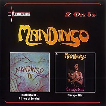 Mandingo 3/Savage Rite