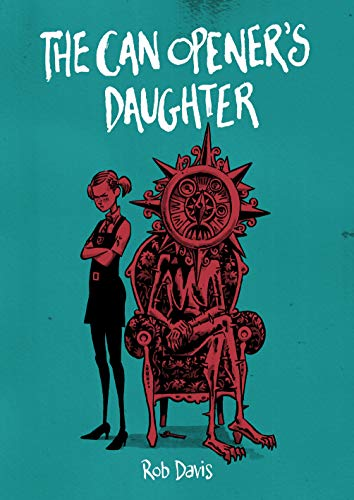 The Can Opener's Daughter (Original Fiction - SelfMadeHero) (English Edition)