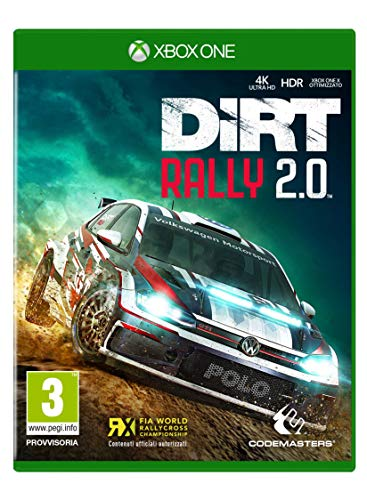 DiRT Rally 2.0 - Day-one Edition - Xbox One