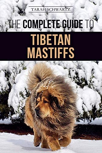 The Complete Guide to the Tibetan Mastiff Finding Raising Training Feeding and Successfully product image