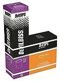 DeVilbiss DPC601 DeKups Diposable Cup and Lid, White