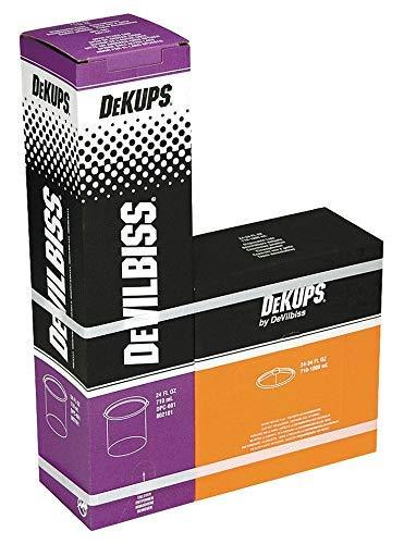 Devilbiss DPC601 DeKups Einwegbecher mit Deckel