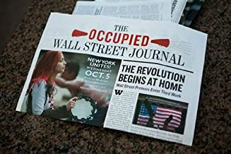 The Occupied Wall Street Journal - 1st Edition, English Language (1st Issue)