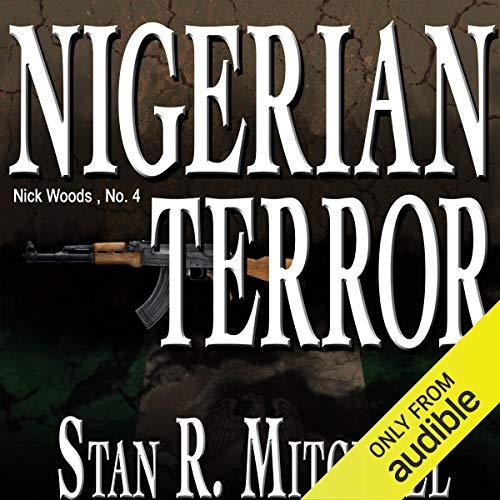 Nigerian Terror audiobook cover art