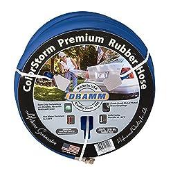 """cheap Rubber hose Dramm17105 ColorStorm Premium 5/8 """"x 25"""" x 25 """", blue"""