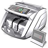 Money Counter Machine with UV/MG/IR/MT, Kaegue Bill Currency...