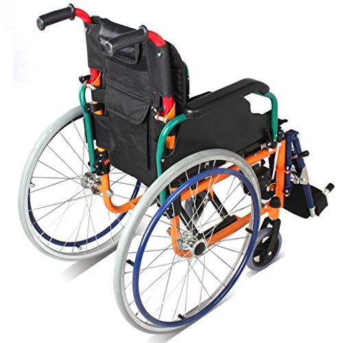 Silla de ruedas para niños resistente