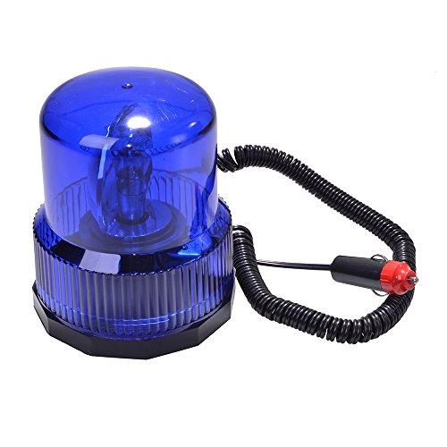Preisvergleich Produktbild Filmer 36132 Rundum-Party-Blinkleuchte 12 V Blau