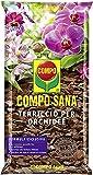 compo sana terriccio per orchidee, per una fioritura ottimale, trasparente, 5 l