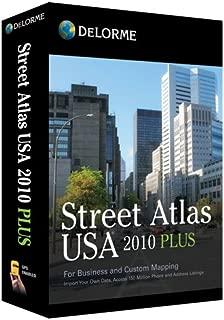 DeLorme Street Atlas USA 2010 Plus [OLD VERSION]