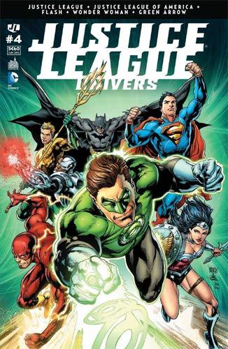 Justice League Univers 04