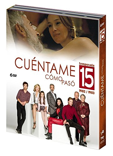 Cuéntame cómo pasó (15ª temporada) [DVD]