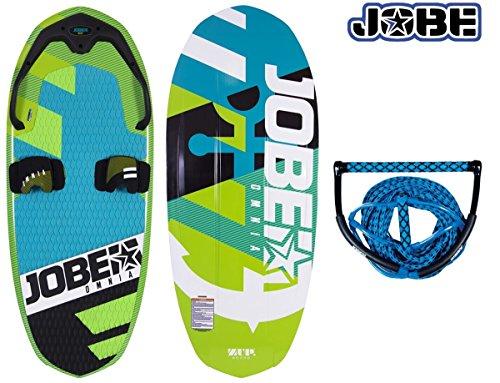 Jobe Omnia Set, Zugleine & Schwimmweste, Surfboard Kneeboard Bodyboard Wakeboard