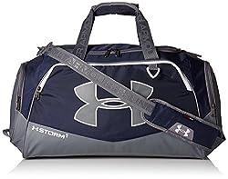 Under Armor Unisex sports bag Storm Undeniable II MD, gph, 33 x 64 x 28 cm medium, 60 liters, 1263967-040