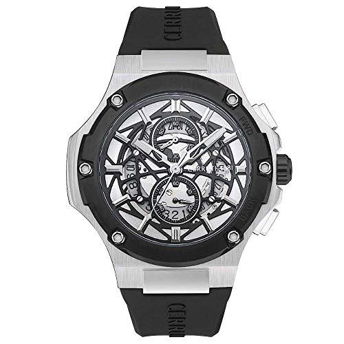 Cerruti Herren-Armbanduhr, Blau CRA29804
