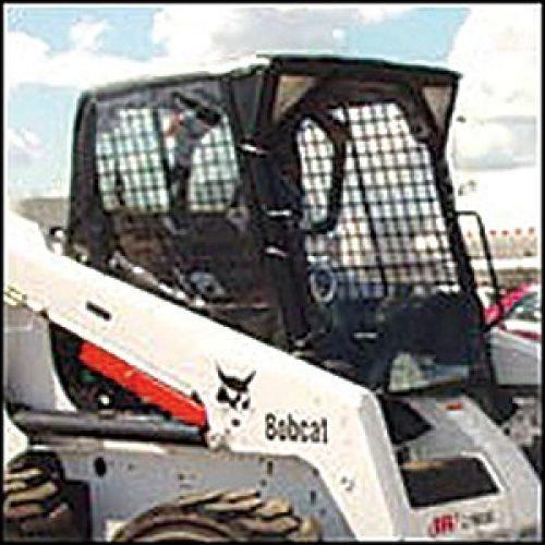 all weather enclosure skid steer loaders 553 751 753 763 773 863 873 bobcat  763 753