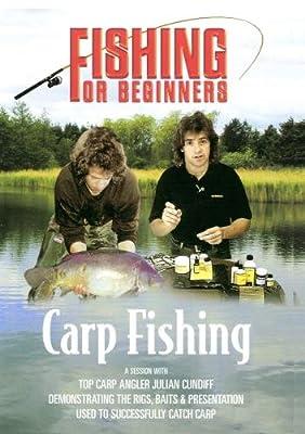 Fishing for Beginners Carp Fishing [DVD] [2012] by TravelVideoStore.com