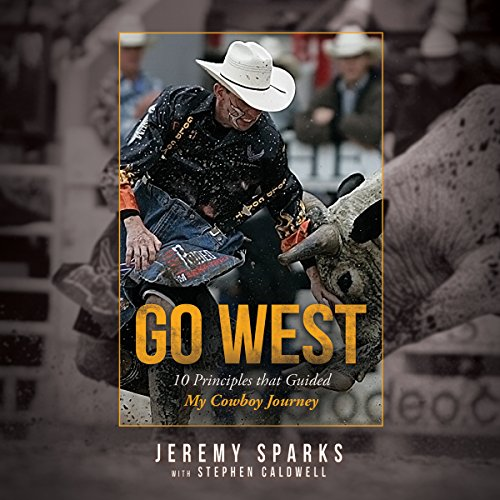 Go West audiobook cover art