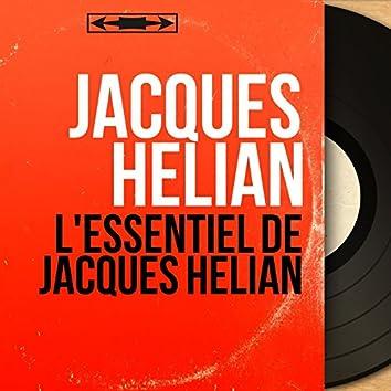 L'essentiel de Jacques Hélian