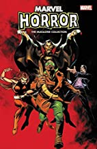 Best marvel horror magazine collection Reviews