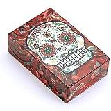 AMAZOM Caja/Estuche De Plástico para Cigarrillos - Caja Protectora para Cigarros para Hombres -...
