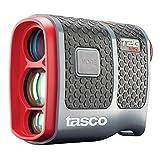 TASCO T2G Slope Golf Telemetro Laser (modello 2019 con pendenza, scansione, rilevamento target e altro ancora, include batteria, custodia per il trasporto e panno per la pulizia)