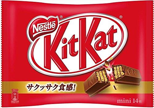 『ネスレ日本 キットカット ミニ 14枚』のトップ画像