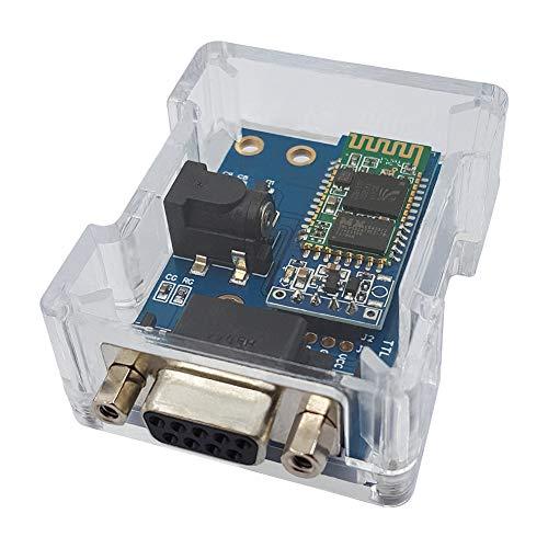 DSD TECH SH-B23A Bluetooth 2.0 zu RS232 Seriell Adapter mit DB9 Konverter