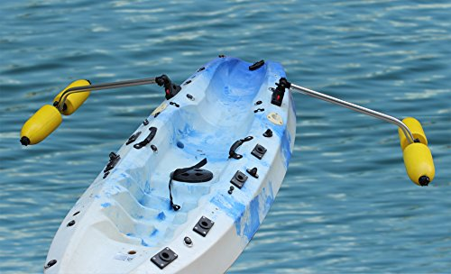 Brocraft Kayak Outriggers System/Stabilizers System
