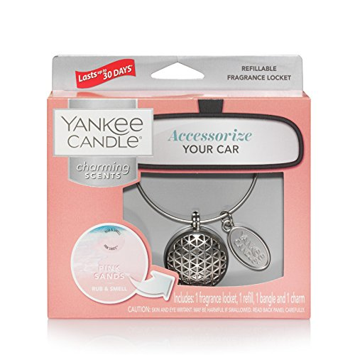 Yankee Candle Charming Scents Geometric Starter Kit, Pink Sands