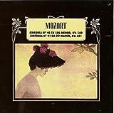 Mozart Sinfonia N 40 En Sol Menor, KV 550, Sinfonia N 41 En Do Mayor, KV 551